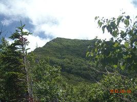 南アルプス 栗沢山(2714m)