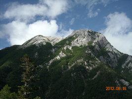 甲斐駒ケ岳(2967m)